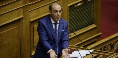 Βελόπουλος: Να ενισχυθεί η πρωτογενής παραγωγή για να αντιμετωπιστούν οι συνέπειες της πανδημίας στην οικονομία
