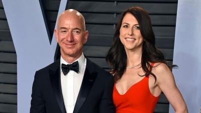 Νέος γάμος για την πάμπλουτη Mackenzie Scott – Η «απίθανη» αντίδραση του πρώην συζύγου της, Jeff Bezos