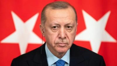 Erdogan: «Ειρηνευτικήεπιχείρηση» η εισβολή στην Κύπρο - Yποστηρίξαμε τα δικαιώματα των Τουρκοκυπρίων