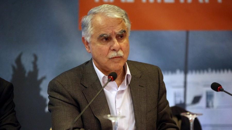 Θεοδωράκης: Ούτε ρεζέρβα είμαι ούτε μπαίνω στην κυβέρνηση – Αναγκαίο να υπάρξει ένα μεγάλο κεντρώο κίνημα