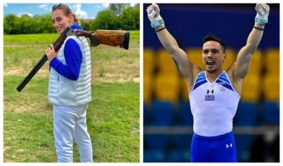 Ολυμπιακοί Αγώνες Τόκιο: Σημαιοφόροι της Ελλάδας Κορακάκη και Πετρούνιας!