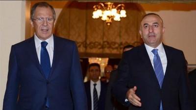 Τηλεφωνική επικοινωνία Cavusoglu (Τουρκία) - Lavrov (Ρωσία) για το Nagorno - Karabakh
