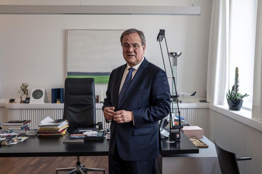 Laschet (υποψήφιος καγκελάριος CDU – Γερμανία): Επιστροφή στους κανόνες δημοσιονομικής πειθαρχίας μετά την πανδημία