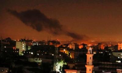 Ισραηλινά αεροσκάφη βομβάρδισαν τη Γάζα – Στο στόχαστρο θέσεις της Hamas