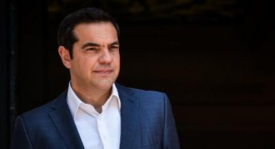 Στη Βόρεια Μακεδονία ο Τσίπρας – Θα μιλήσει στο Πρώτο Φόρουμ Διαλόγου των Πρεσπών