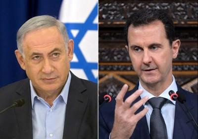 Netanyahu σε Assad: Διακινδυνεύεις το μέλλον της χώρας σου λόγω των δεσμών με το Ιράν