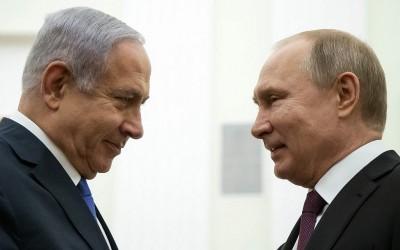 Νetanyahu - Putin συνομίλησαν για το Ιράν, τη Συρία, την περιφερειακή ασφάλεια και τον κορωνοϊό