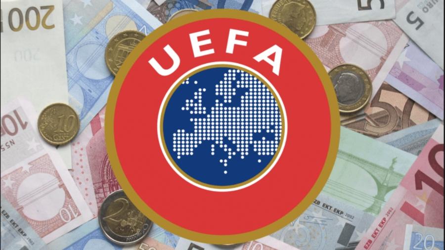 Οι οικονομικές εισροές που εξασφαλίζει η UEFA στις ομάδες για τη σεζόν 2021/22
