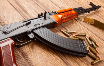 AK-47 ή Automat Kalashnikov 1947 ή ο συνεχιστής του Γερμανικού Sturmgewehr 44