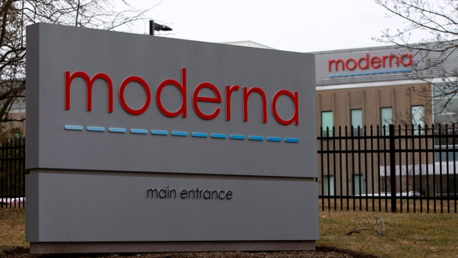 Moderna: Προβλέπει έσοδα 18,4 δισ. δολ. από το εμβόλιο για τον Covid-19 το 2021