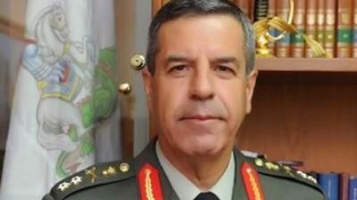 Διήμερη επίσκεψη του αρχηγού ΓΕΣ, Χαράλαμπου Λαλούση σε μονάδες σε Λάρισα και Τρίκαλα