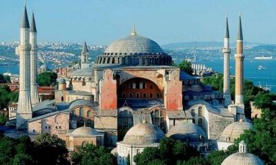 Ιταλικός Τύπος για Αγία Σοφία: Ο Φραγκίσκος έσπασε την σιωπή του, θα επικρατήσει η σιωπή μεταξύ Τουρκίας και Δύσης;