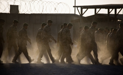 Αφγανιστάν: «Τώρα είναι η σειρά μας» δηλώνουν Ταλιμπάν που κάνουν κούνιες σε μια παιδική χαρά