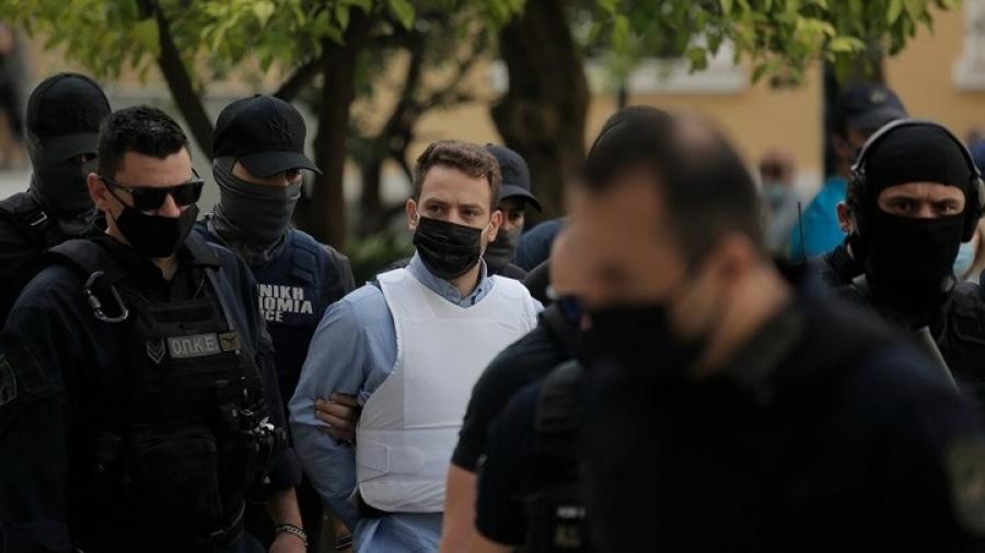 Έγκλημα στα Γλυκά Νερά: Προφυλακιστέος ο Αναγνωστόπουλος - Οδηγείται στον Κορυδαλλό