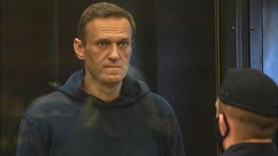 Στον Alexei Navalny το Βραβείο Ζαχάρωφ για το 2021
