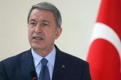Akar (Τουρκία): Οι Έλληνες επιμένουν σε επιθετικές ενέργειες - Υπάρχει ζήτημα κυριαρχίας στα νησιά του Αιγαίου