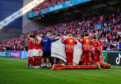 EURO 2020, Δανία – Φινλανδία: Οι σοκαριστικές στιγμές που το ποδόσφαιρο χάνει το νόημα του…(video)