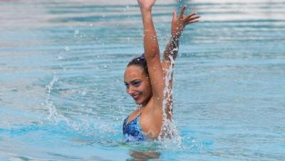 Καλλιτεχνική Κολύμβηση: Η Αλιγκούζη δηλώθηκε αντί της Πλατανιώτη στο ντουέτο