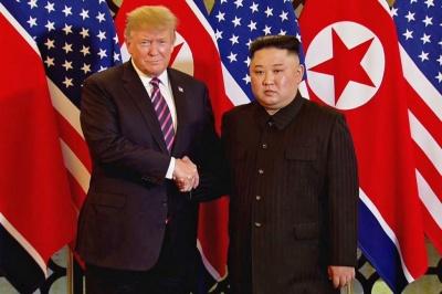 Πώς το Twitter έφερε κοντά τον Trump με τον Kim Jong Un