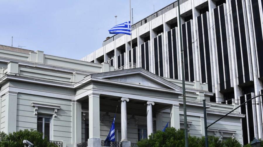 ΥΠΕΞ: Η Τουρκία αγνοεί επιδεικτικά τις εκκλήσεις για αποφυγή των παράνομων ενεργειών
