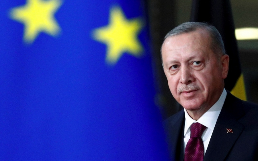 Erdogan: Η ΕΕ δεν μπορεί να συνεχίσει να υπάρχει, χωρίς την υποστήριξη της Τουρκίας
