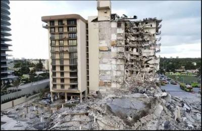 Φλόριντα, ΗΠΑ: Στους 90 οι επιβεβαιωμένοι θάνατοι στην πολυκατοικία που κατέρρευσε