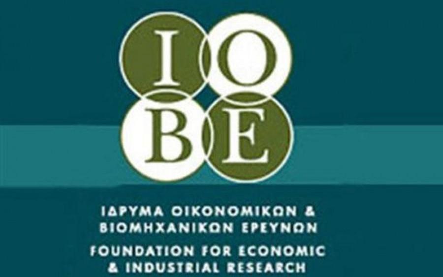 ΙΟΒΕ: Μικρή βελτίωση του οικονομικού κλίματος τον Οκτώβριο του 2020