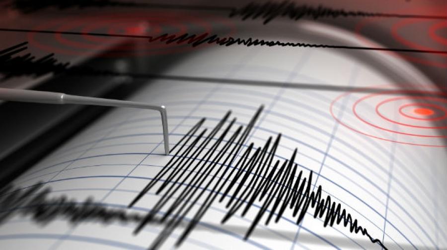 Ισχυρή σεισμική δόνηση 5 βαθμών Ρίχτερ στην Τήλο