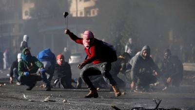 «Καζάνι που βράζει» η Παλαιστίνη λόγω της μεταφοράς της πρεσβείας των ΗΠΑ στην Ιερουσαλήμ