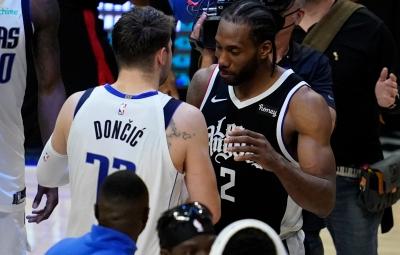 NBA: Νίκη-πρόκριση για Clippers κόντρα στον συγκινητικό Doncic, μεγάλο «διπλό» των Hawks με ηγέτη τον Trae Young (video)