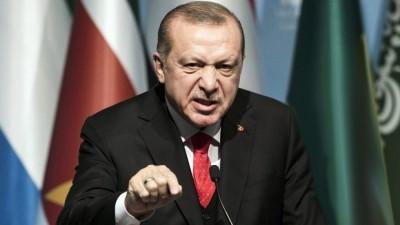 O Erdogan αμφισβητεί τη βιωσιμότητα της συμφωνίας κατάπαυσης του πυρός στη Λιβύη