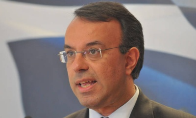 Σταϊκούρας (ΝΔ): Η Κυβέρνηση των ΣΥΡΙΖΑ και ΑΝΕΛ κέρδισε μόνο στα λόγια
