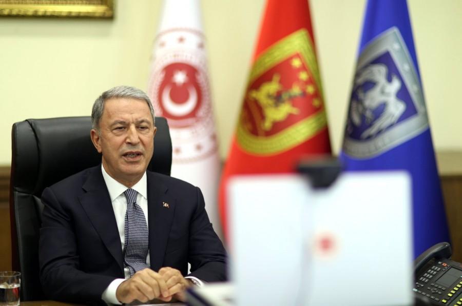 Akar (Υπουργός Άμυνας Τουρκίας): Τουρκία και ΗΠΑ είναι σταθερά σύμμαχοι εδώ και 70 χρόνια – Θα λύσουμε τις διαφορές μας