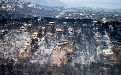 Μάτι: Δίωξη για προσπάθεια συγκάλυψης στον πρώην αρχηγό της Πυροσβεστικής, Βασίλη Ματθαιόπουλο