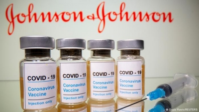 Johnson & Johnson: Αποτελεσματικό το εμβόλιο και κατά της παράλλαξης Δέλτα