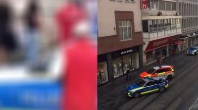 Σοκ στη Γερμανία: Τουλάχιστον τρεις νεκροί και έξι τραυματίες από επίθεση με μαχαίρι