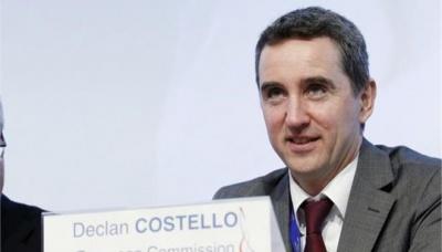 Costello (Κομισιόν): Μεγάλη πρόκληση η πορεία της Ελλάδας μετά τα Μνημόνια