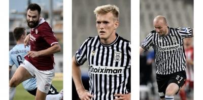Η Superleague πάει... Euro: Οι τρεις ποδοσφαιριστές που εκπροσωπούν το ελληνικό πρωτάθλημα (video)