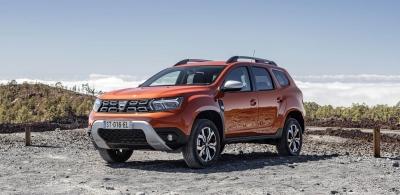 Οι τιμές πώλησης του ανανεωμένου Dacia Duster