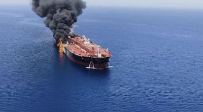 Παγκόσμια ανησυχία για την επίθεση κατά των δεξαμενόπλοιων στον Κόλπο του Ομάν - Άλμα άνω του 3% στο πετρέλαιο