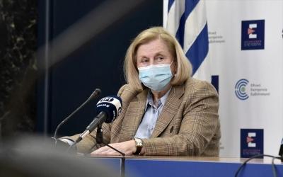 Θεοδωρίδου: Η προληπτική ιατρική έχει επηρεαστεί σημαντικά από την πανδημία