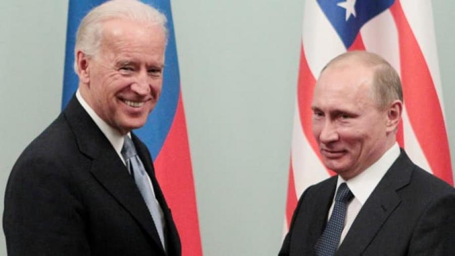 Έτοιμος για διάλογο με τον Biden δηλώνει ο Putin αλλά…θα υπάρξουν διαφορές