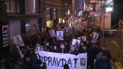 Βοσνία: Αντικυβερνητικές διαδηλώσεις με αίτημα δικαιοσύνη και διαφάνεια