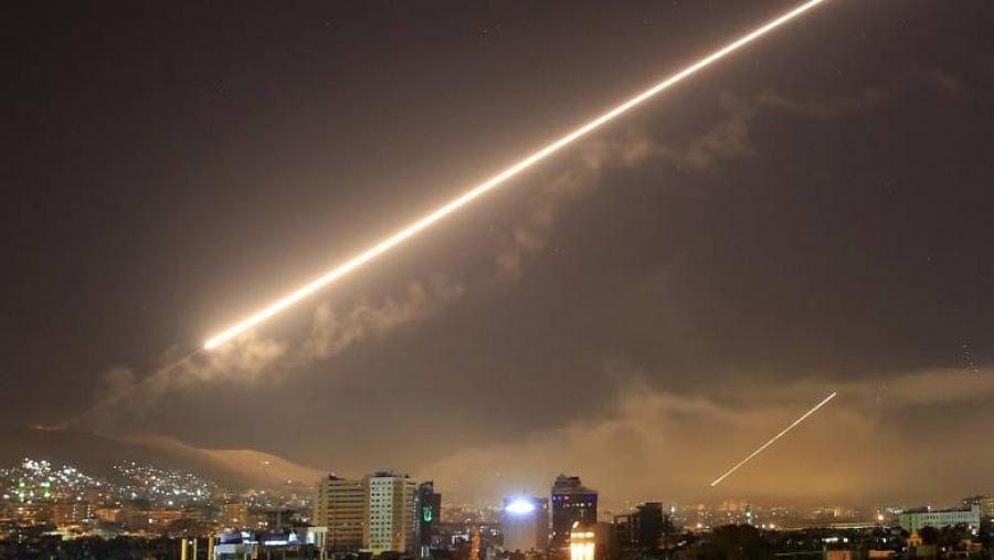 Συρία: Η ισραηλινή αεροπορία εξαπέλυσε επίθεση στη Δαμασκό