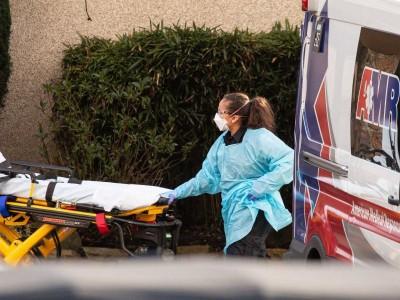 ΗΠΑ: Στο χείλος της χρεοκοπίας τα νοσοκομεία στην Καλιφόρνια, εξαιτίας των υπέρογκων δαπανών για τον κορωνοϊό