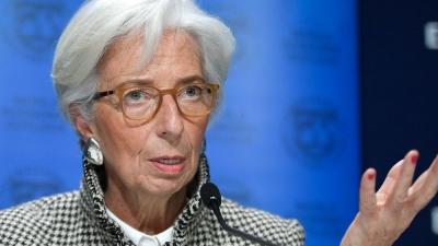 Lagarde (EKT): Δεν μας ανησυχεί η αύξηση του πληθωρισμού, παραμένει  χαλαρή η νομισματική πολιτική