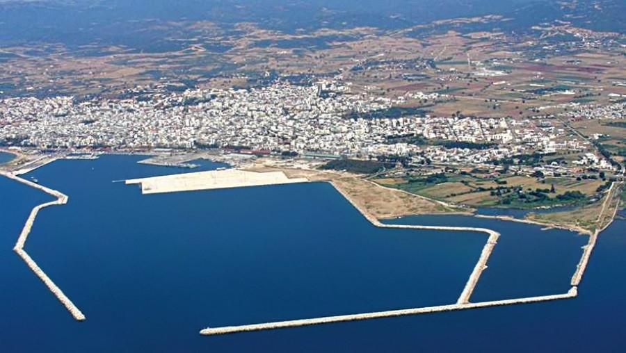 Το δώρο της  κυβέρνησης  στο νέο ανάδοχο του Λιμανιού της Αλεξανδρούπολης