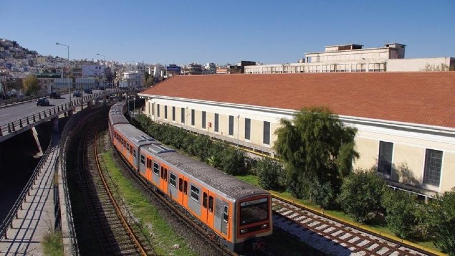 ΗΣΑΠ - Κλείνει ο σταθμός «Φάληρο» στις 16:00