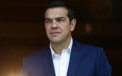 Τσίπρας: Ο ελληνικός λαός δεν θα επιτρέψει την επιστροφή στις µαύρες μέρες του Σαμαρά, του Βενιζέλου και του ΔΝΤ