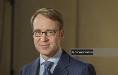 Ο Weidmann (Bundesbank) ο επόμενος διοικητής της ΕΚΤ και αμέσως μετά την έξοδο από τα μνημόνια έρχεται στην Αθήνα 30/8